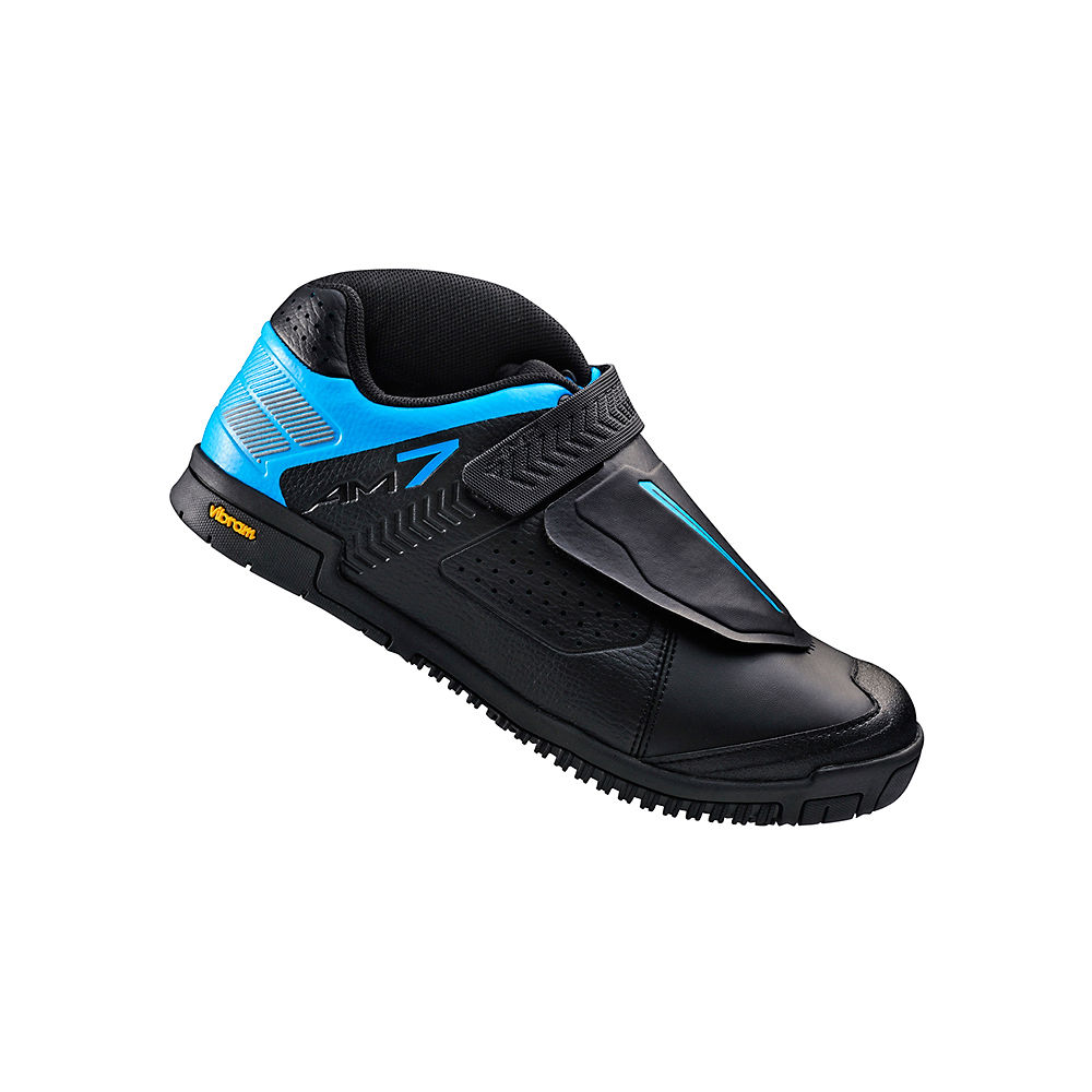 Bargain Shimano AM7 MTB Flat Pedal Shoes 2017 Stockists
