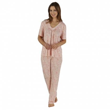 Stockists of Checked Short Sleeve Nightdress
