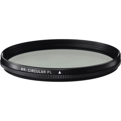 Bargain Sigma 105mm WR Circular Polarising Filter Stockists
