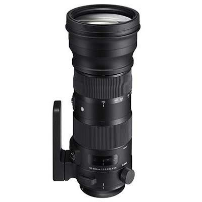 Bargain Sigma 150 600mm f/5 6.3 SPORT DG OS HSM Lens   Canon Fit Stockists