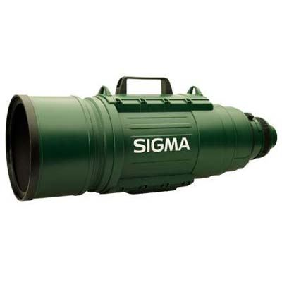 Bargain Sigma 200 500mm f2.8 EX DG Telephoto Zoom lens   Nikon fit Stockists