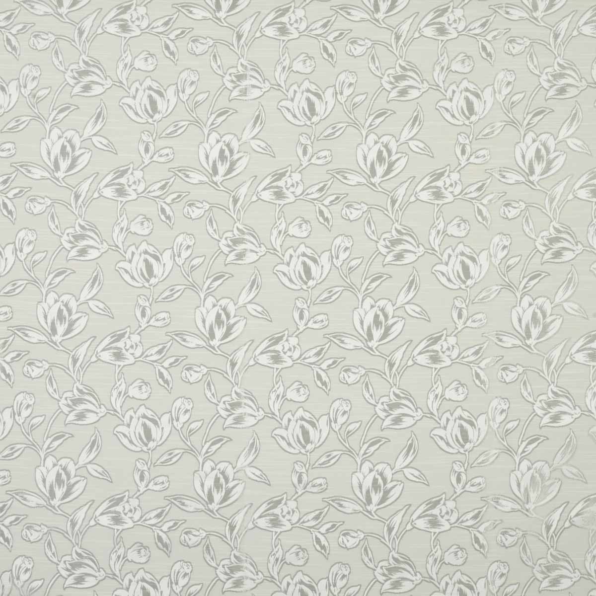 Stockists of Silver Hepburn Curtain Fabric