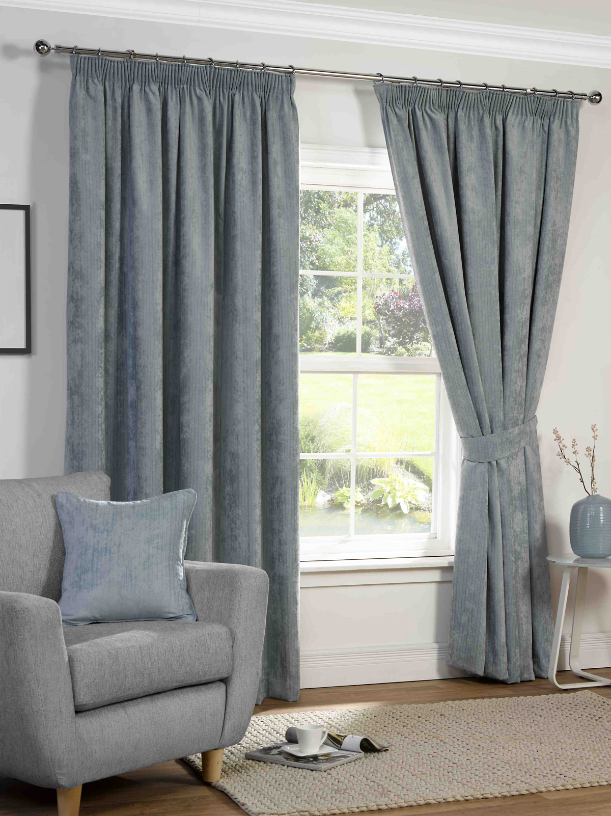 Bargain Sky Harper Ready Made Lined Curtains Stockists