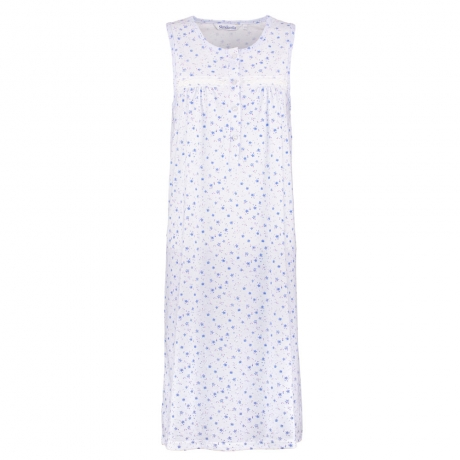 Stockists of Sleeveless Floral Nightdress