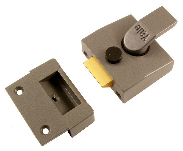 Bargain Small Style Double Locking Yale Front Door Lock 85 Stockists