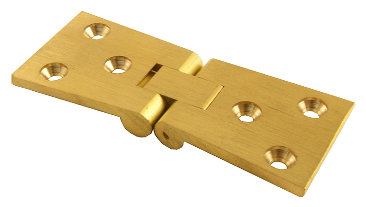 Stockists of Solid Brass Bar Flap Hinges 25x76mm