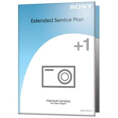 Bargain Sony 1 Year Extended Warranty   Sony Cameras Camcorders and lenses Stockists