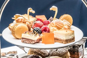 Bargain Sparkling Afternoon Tea for Two at The Montcalm, Marble Arch Stockists