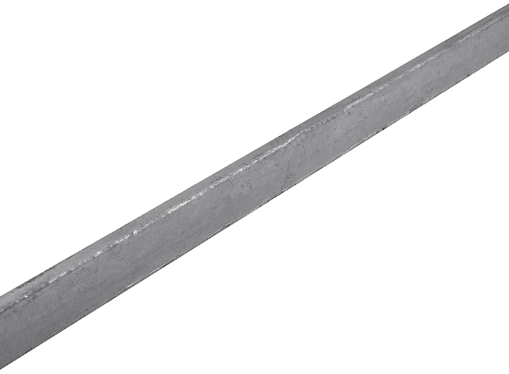Stockists of Spelter Galvanised Threshold Weather Bar 1 Metre