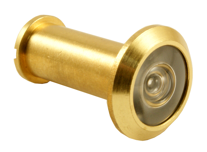 Stockists of Spy Hole Brass 180 degrees