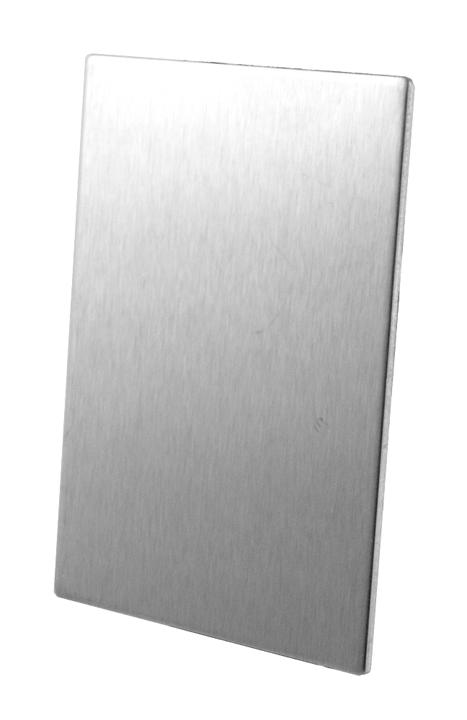 Stockists of Stainless Steel Repair Plate for Doors