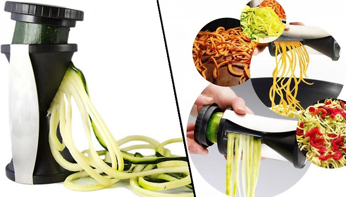 Bargain Stainless Steel Vegetable Spiralizer Stockists