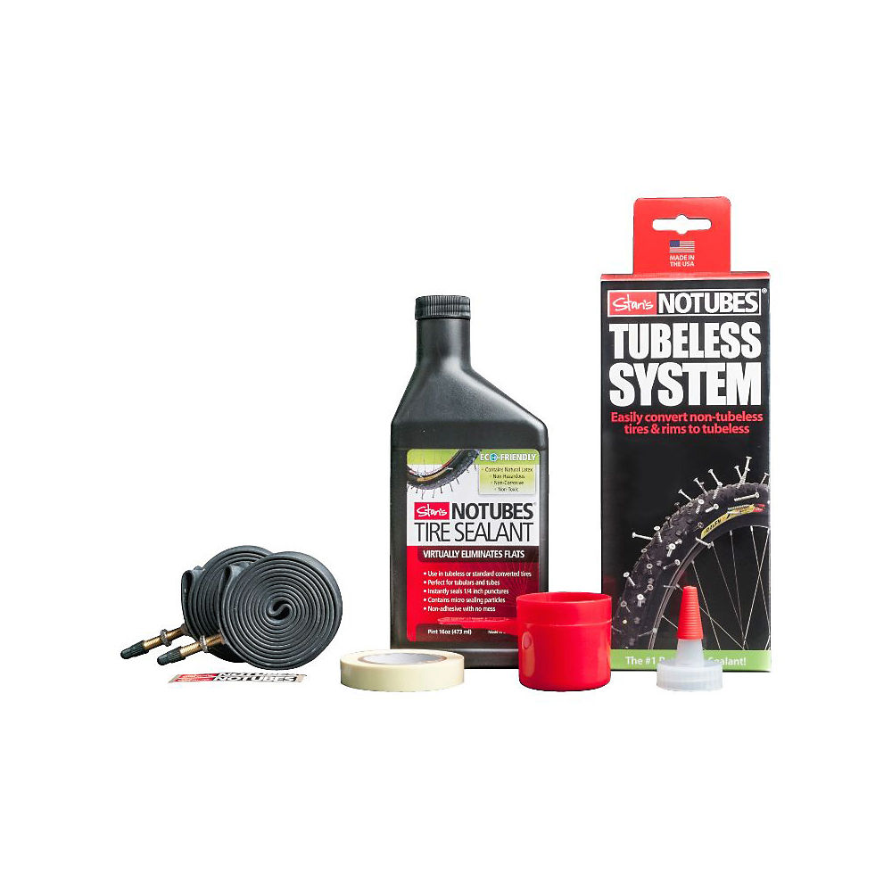 Bargain Stans No Tubes All Mountain 29er Tubeless Kit Stockists