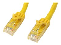 Best StarTech.com Gigabit Snagless RJ45 UTP Cat6 Patch Cable Cord   patch cable   2 m   yellow Stockists