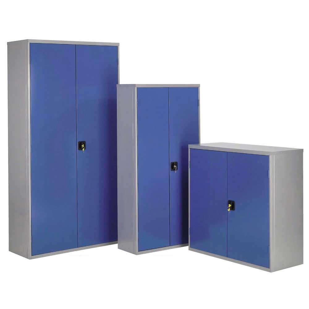 Bargain Steel Cabinet without plastic bins 2000h x 1015w x 430d 6 Shelves Stockists