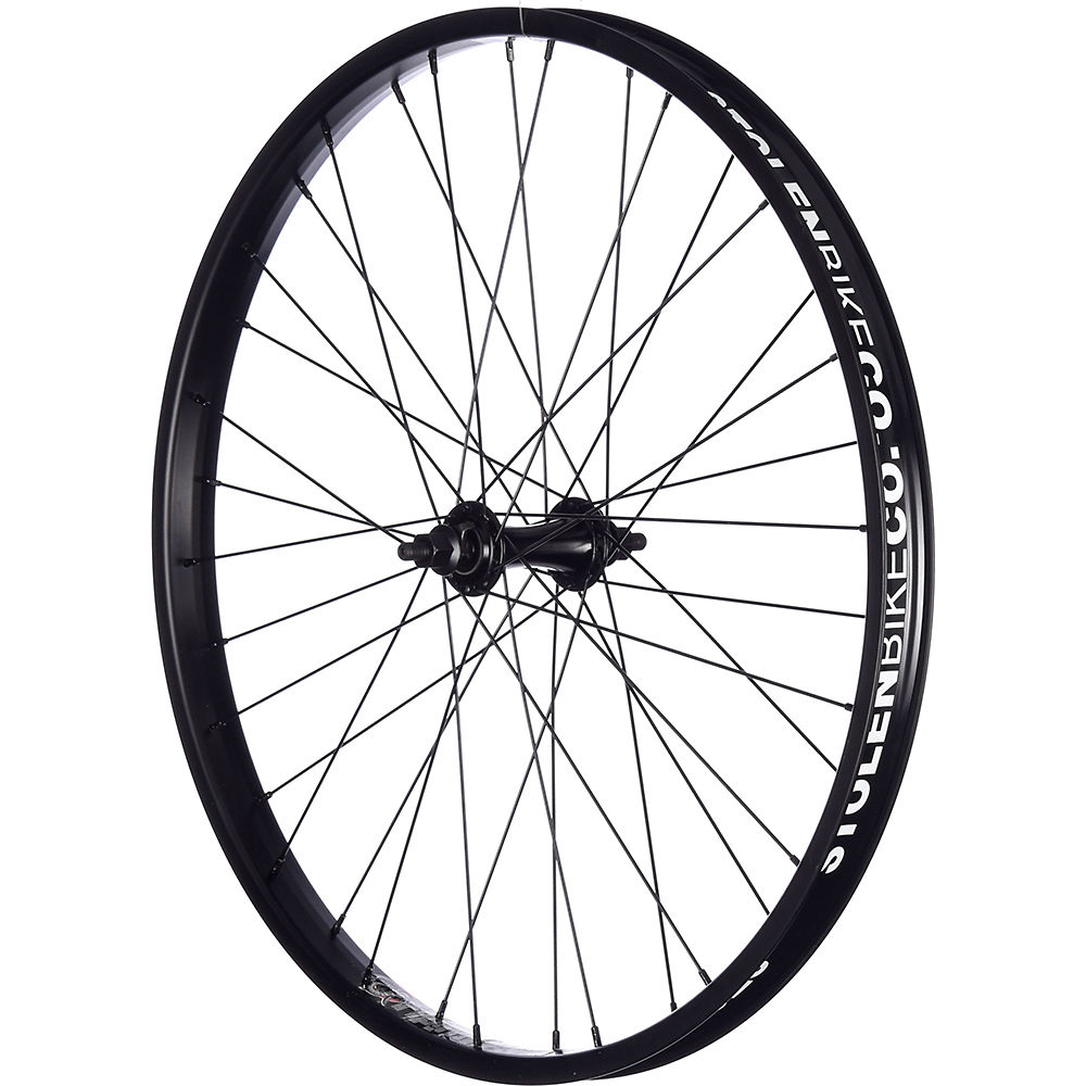 "Bargain Stolen Rampage 24"" Front Wheel Stockists"