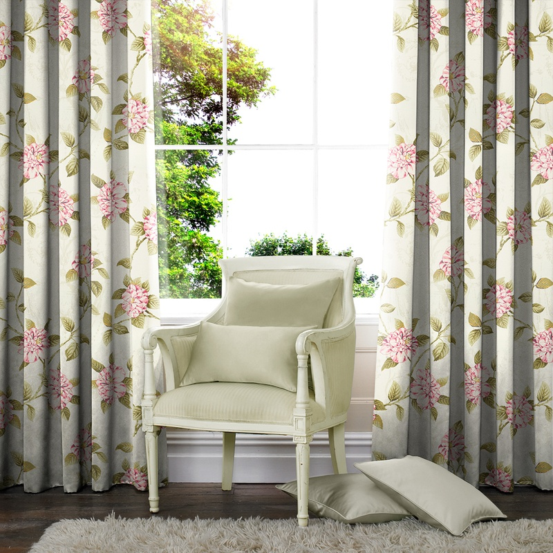 Stockists of Summer Faith Made to Measure Curtains