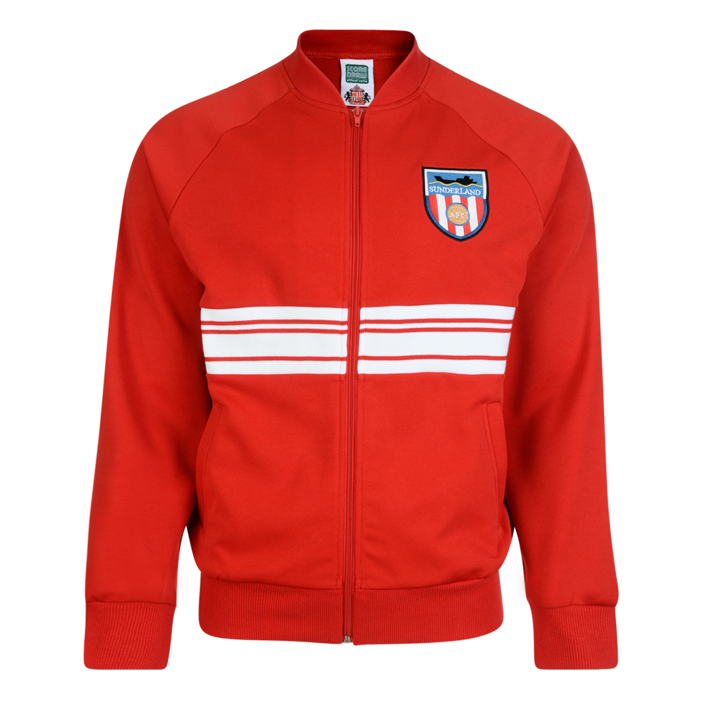 Stockists of Liverpool FC 1982 Retro Track Jacket