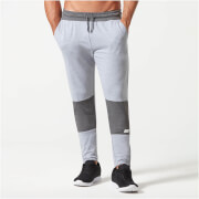 Stockists of Superlite Slim Fit Joggers - Grey Marl - S
