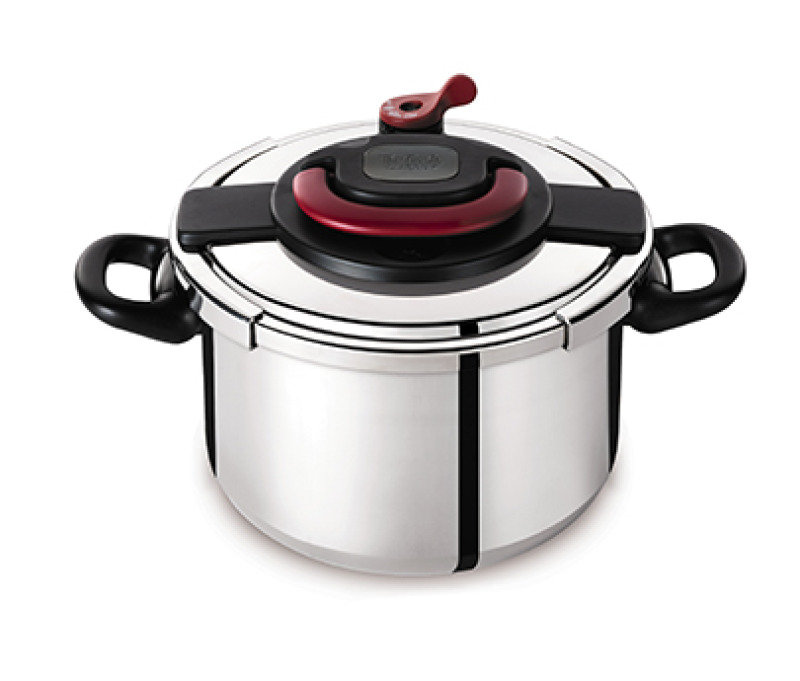 Bargain Tefal Clipso Plus 6 Litre Pressure Cooker Stainless Steel Stockists