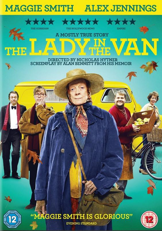 Bargain The Lady In The Van (DVD) Stockists