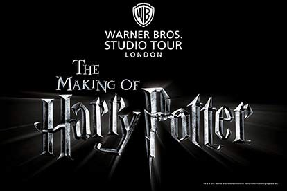 Bargain The Making of Harry Potter Studio Tour with Afternoon Tea for Two Stockists