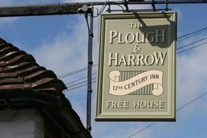 Bargain Three Course Meal for Two at The Plough and Harrow Stockists