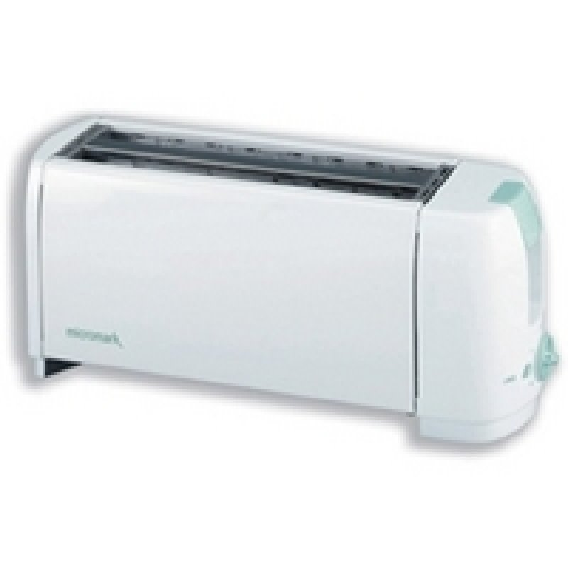 Bargain Toaster MM9795 4 Slice White Green Stockists