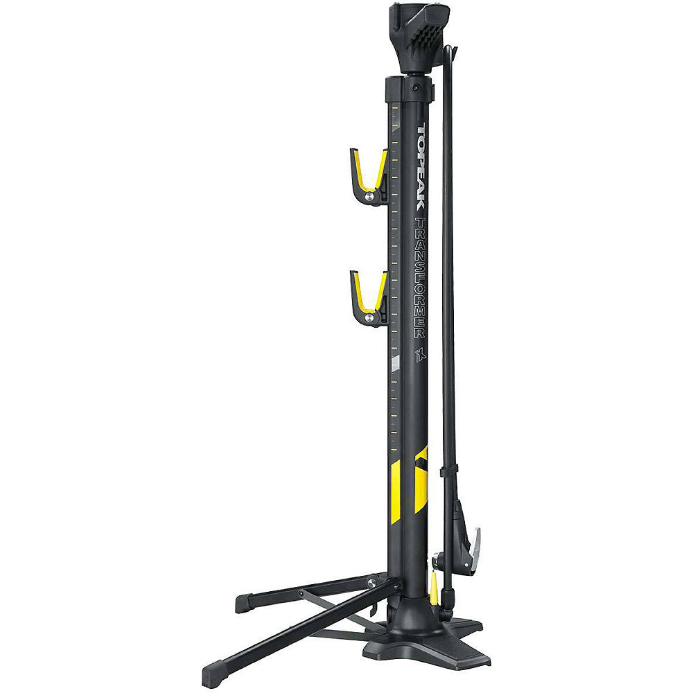 Bargain Topeak Transformer X Pump with Stand Stockists