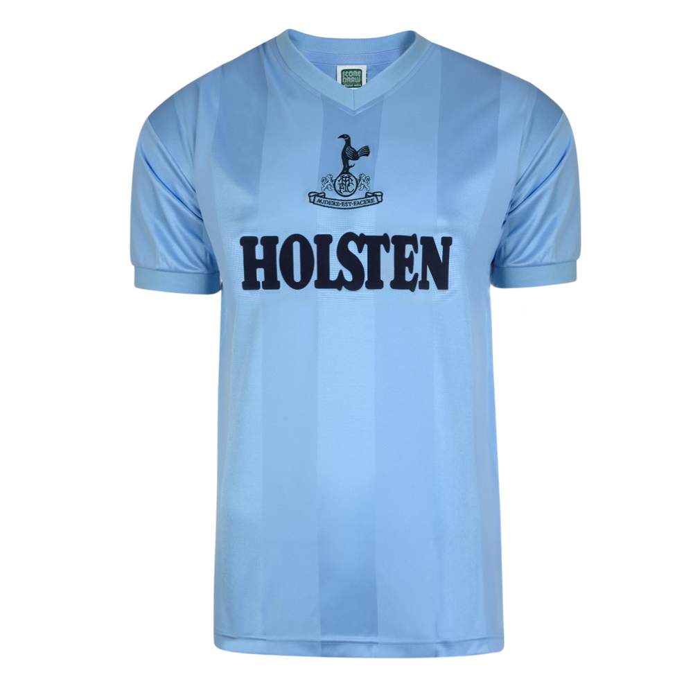 Stockists of Tottenham Hotspur 1983 Away Retro Football Shirt