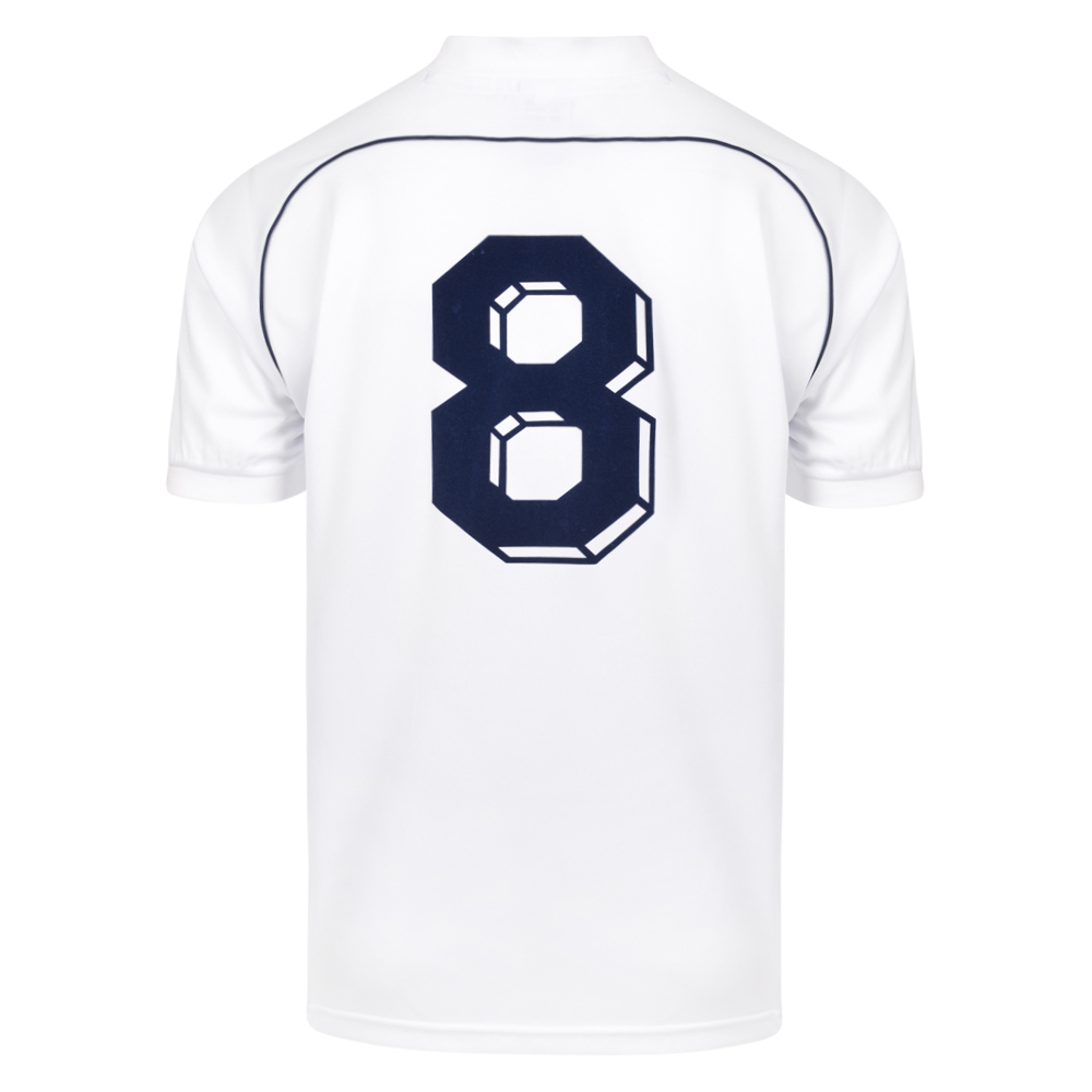 Bargain Tottenham Hotspur 1986 No8 Retro Football Shirt Stockists