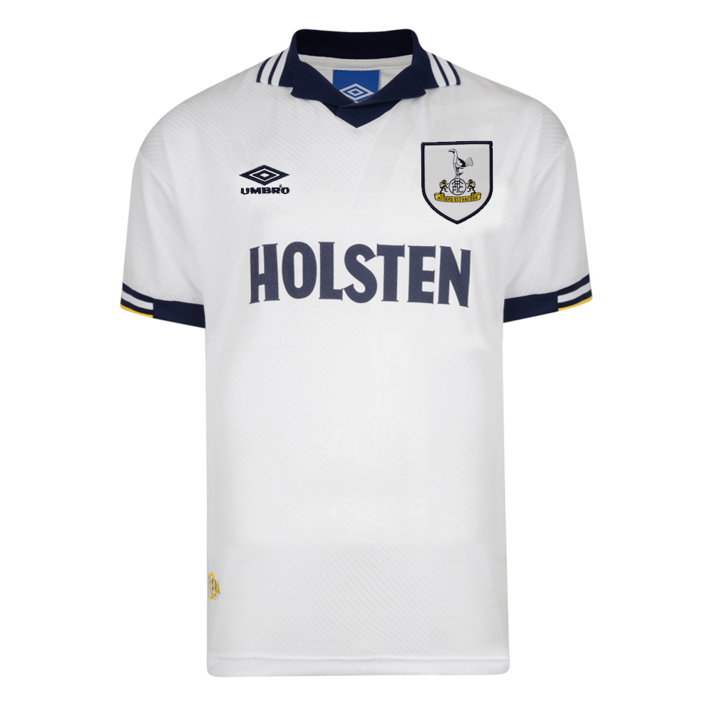 Best Tottenham Hotspur 1994 Umbro Retro Football Shirt Stockists