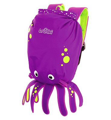 Bargain Trunki Paddlepak Inky Octopus Stockists