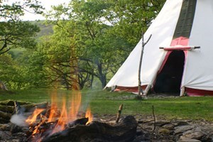 Bargain Two Night Tipi Eco Retreat for Two Stockists