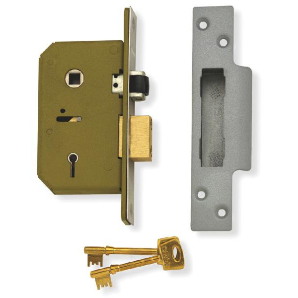 Stockists of UNION C-Series 3K75 5 Lever Mortice Rollerbolt Sashlock