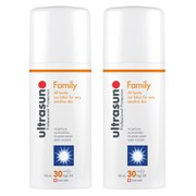 Bargain Ultrasun Family SPF 30 - Super Sensitive Duo (2 x 150ml) Stockists