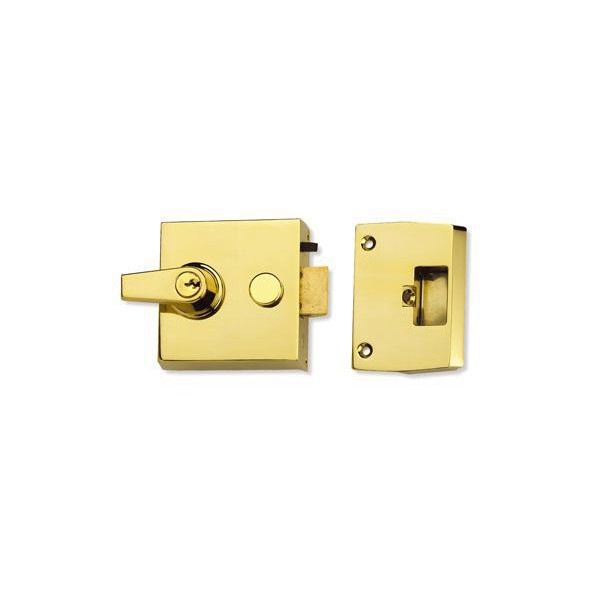 Stockists of Union 1097 Auto Deadlocking Night Latch