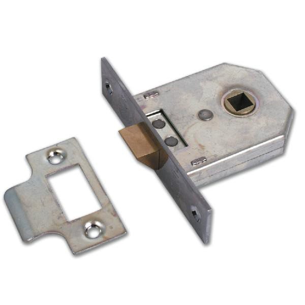 Stockists of Union Fire-Rated Flat Pattern Latch