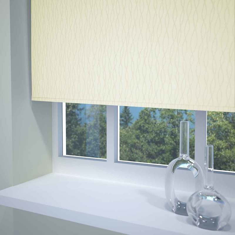 Stockists of Vanilla Orly Roller Blind