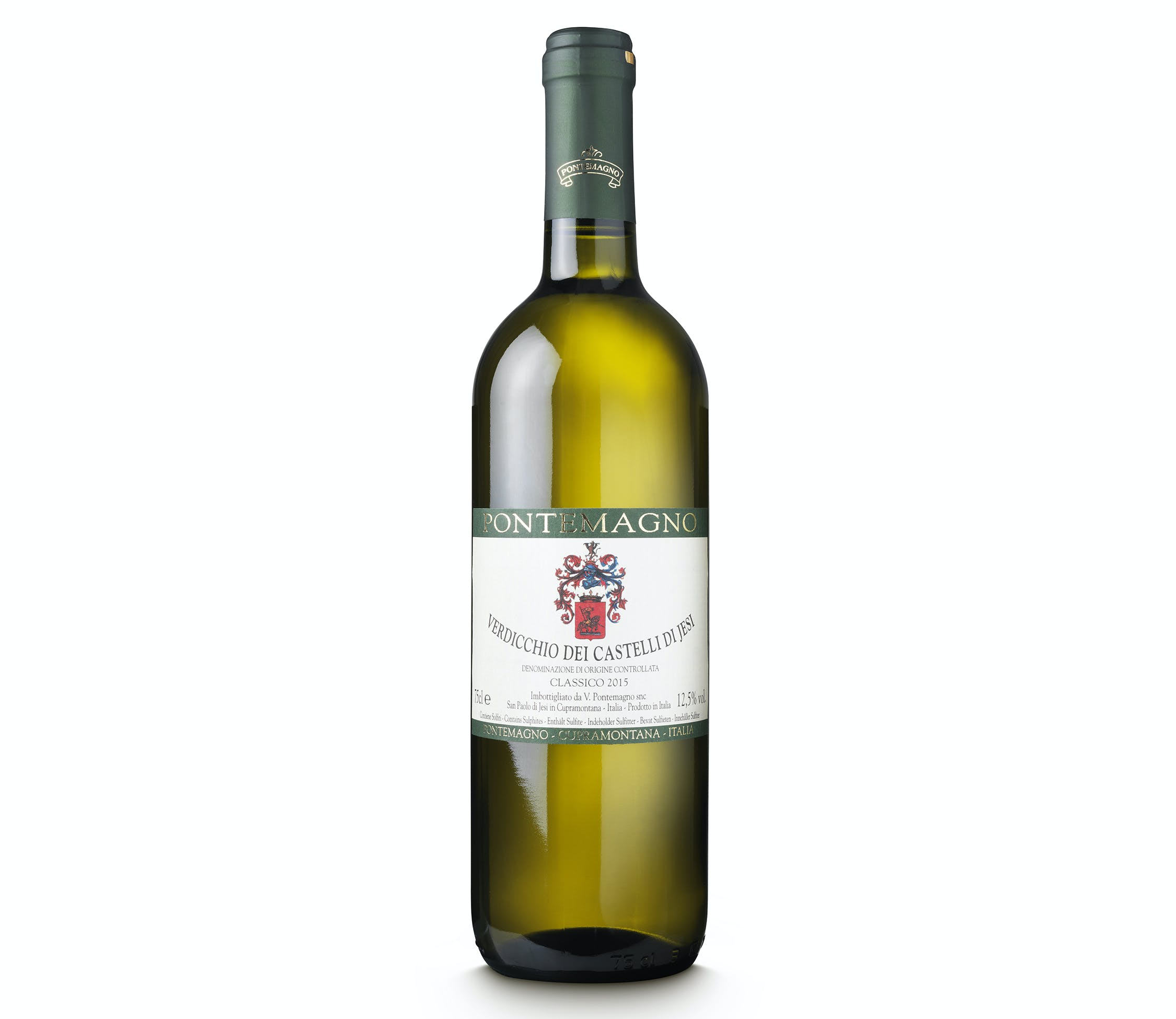 Stockists of Bucci - Verdicchio Classico Superiore 2014 12x 37.5cl Half Bottles