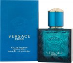 Bargain Versace Eros Eau de Toilette 30ml Spray Stockists