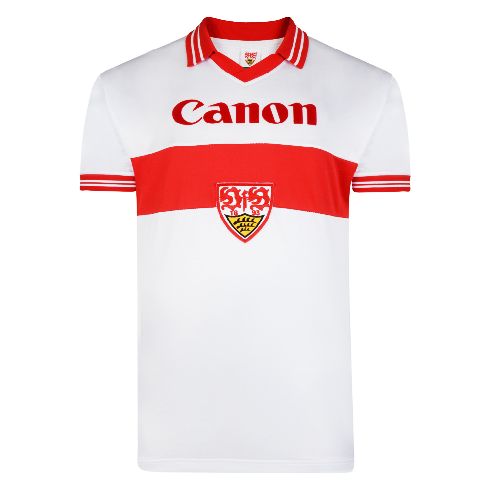 Bargain VfB Stuttgart 1980 trikot Football shirt Stockists