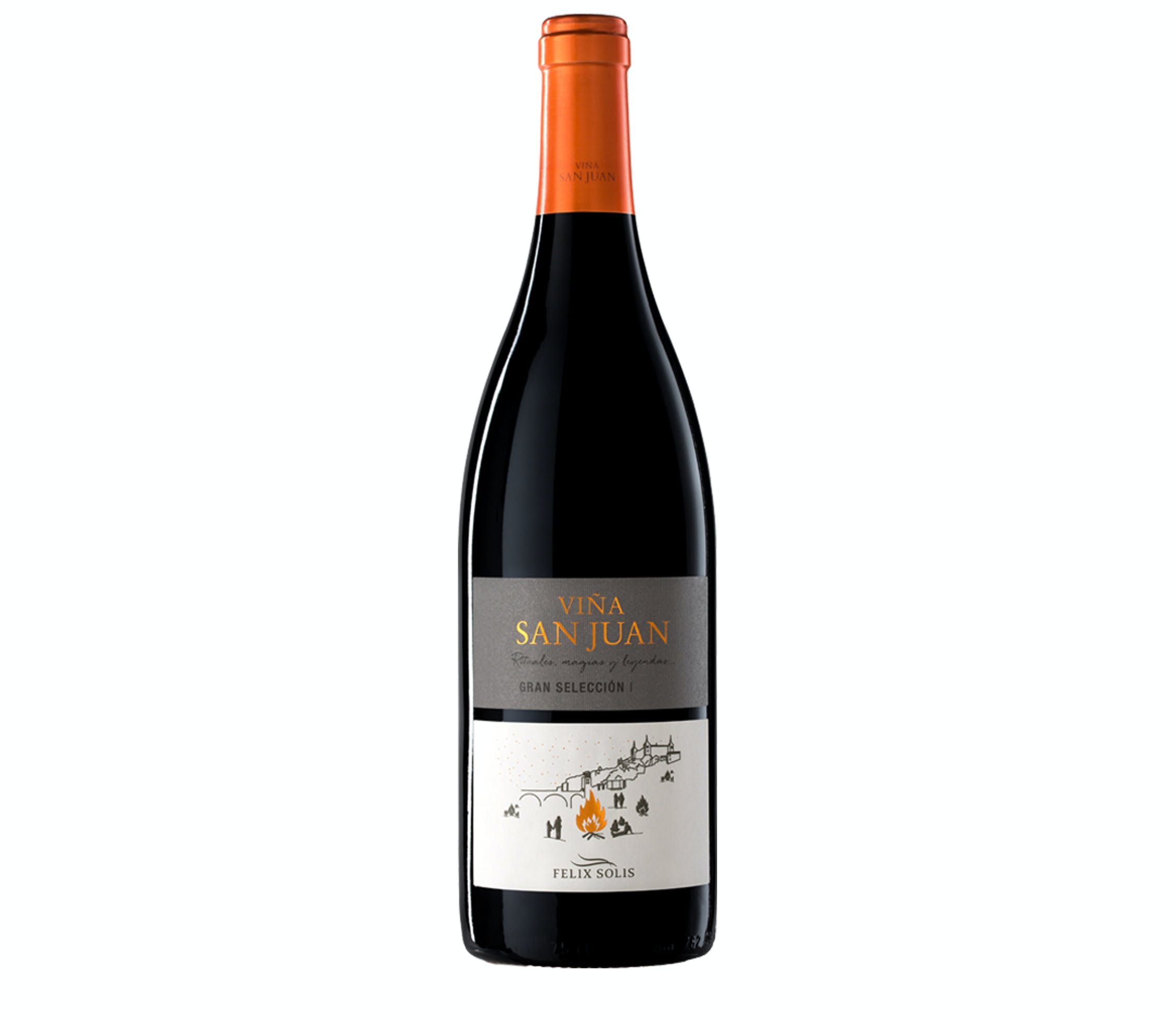 Bargain Vina San Juan, Gran Seleccion, DO La Mancha, Spain Stockists
