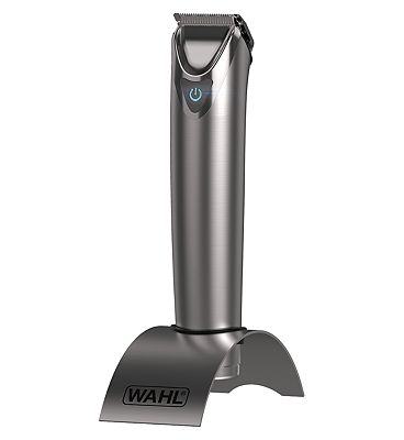 Bargain Wahl Lithium Ion 9818 800Y Stainless Steel Grooming Station Stockists