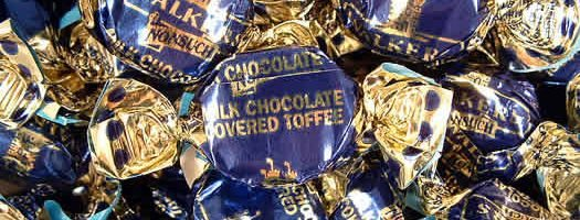 Bargain Walkers Milk Chocolate Covered Toffees Stockists