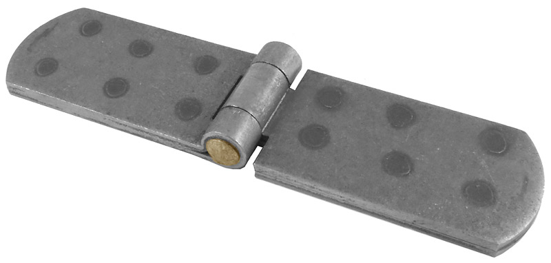 Stockists of Weld on Metal Door Hinges In Pairs