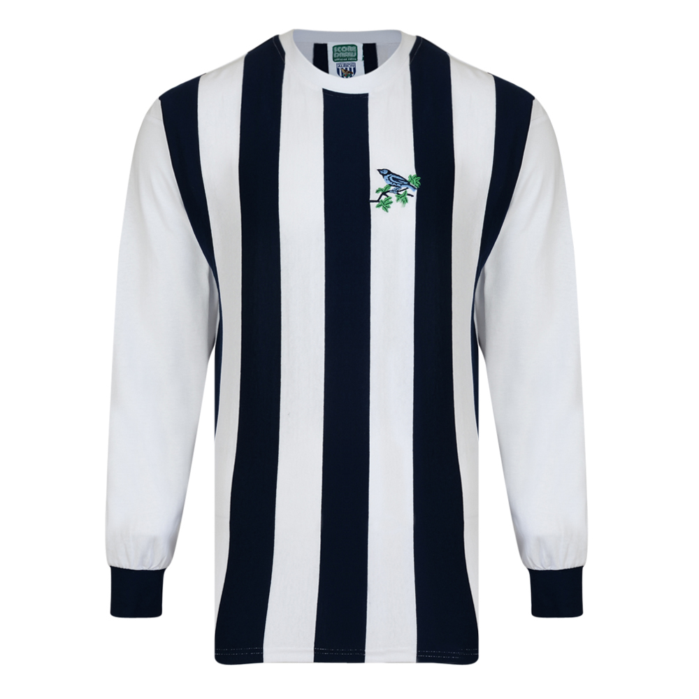 Bargain West Bromwich Albion 1968 Retro Football Shirt Stockists