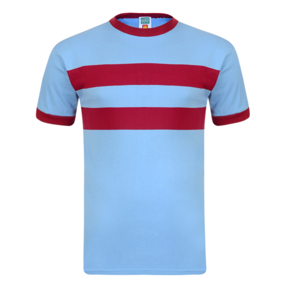 Stockists of West Ham United 1966 Away No6 Retro Football Shirt