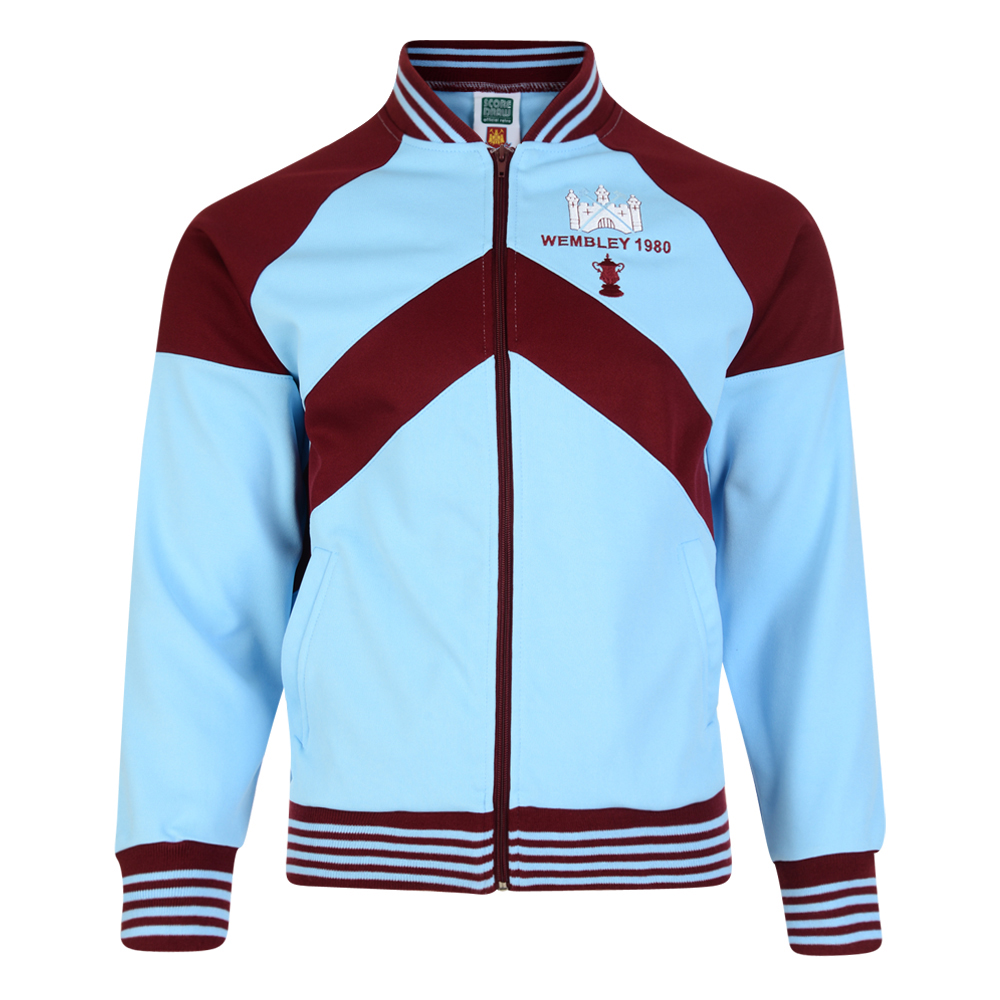 Bargain West Ham United 1980 FA Cup Final Track Jacket Stockists