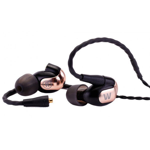 Bargain Westone W60 Six Driver High Performance Earphones with built in mic and removable cable (Used condition) Stockists